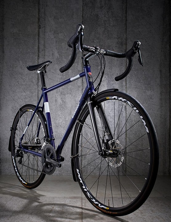 The Fratello Disc's ride feel is even better than its looks, and they're pretty good