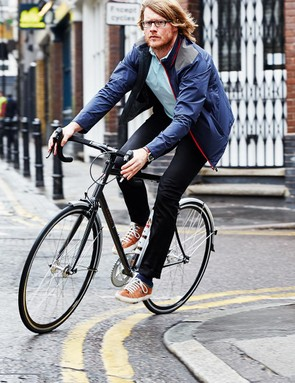 A classy and purposeful ride for fixie fans