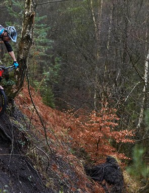 How to conquer steep chutes
