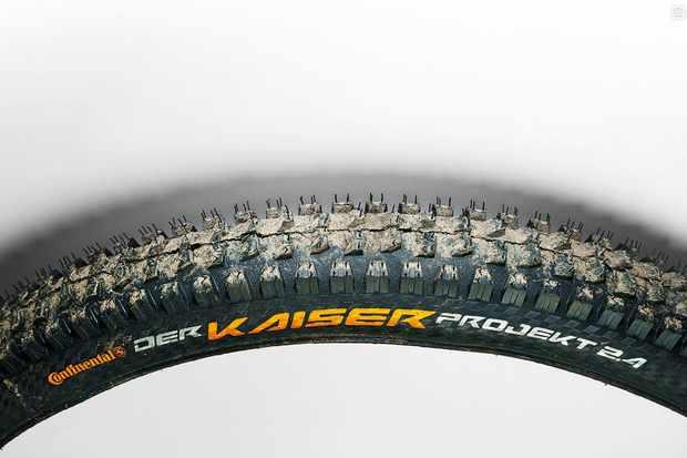 Continental's Der Kaiser Projekt tyre