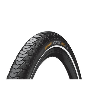 The Contact Plus has added puncture protection for touring cyclists