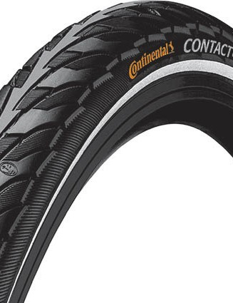 The Contact is a tough all-rounder for big touring trips