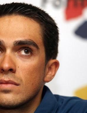 Contador: No Tour in 2008