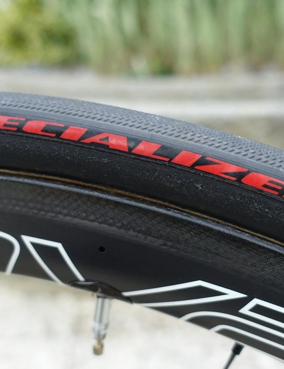Specialized AllRound tubulars have become legitimate WorldTour-level options