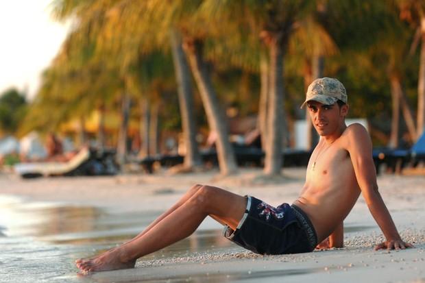 Alberto Contador - who needs altitude tents?
