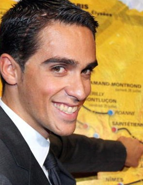 Alpe d'Huez is now off the map for Contador