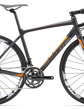 The Contend SL 1 Disc is great looking. You'd never guess it's an entry level disc road bike