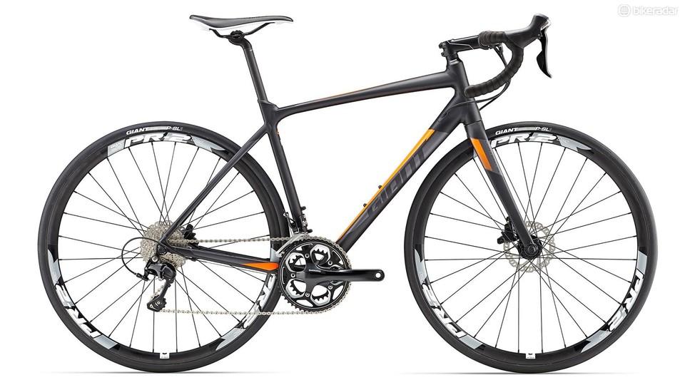 7e337a74558 Giant's new entry-level road bike: the Contend - BikeRadar