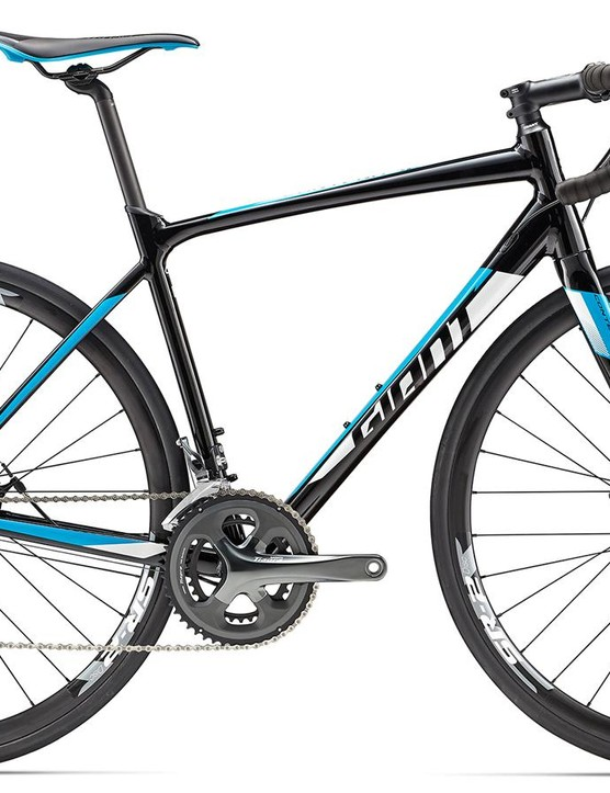 The Content Disc SL 2 Disc sees cable actuated disc brakes and 160mm rotors