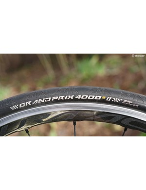 Continental GP 4000S II tyres are pretty much the gold standard