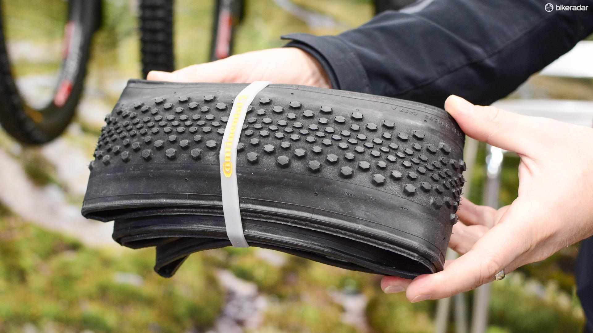 Details are scarce, but Continental is really making a tubeless gravel tyre