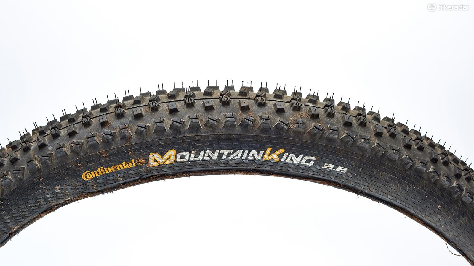 CONTINENTAL MOUNTAIN KING PROTECTION TUBELESS BICYCLE TIRE 27.5 X 2.2 NEW!!