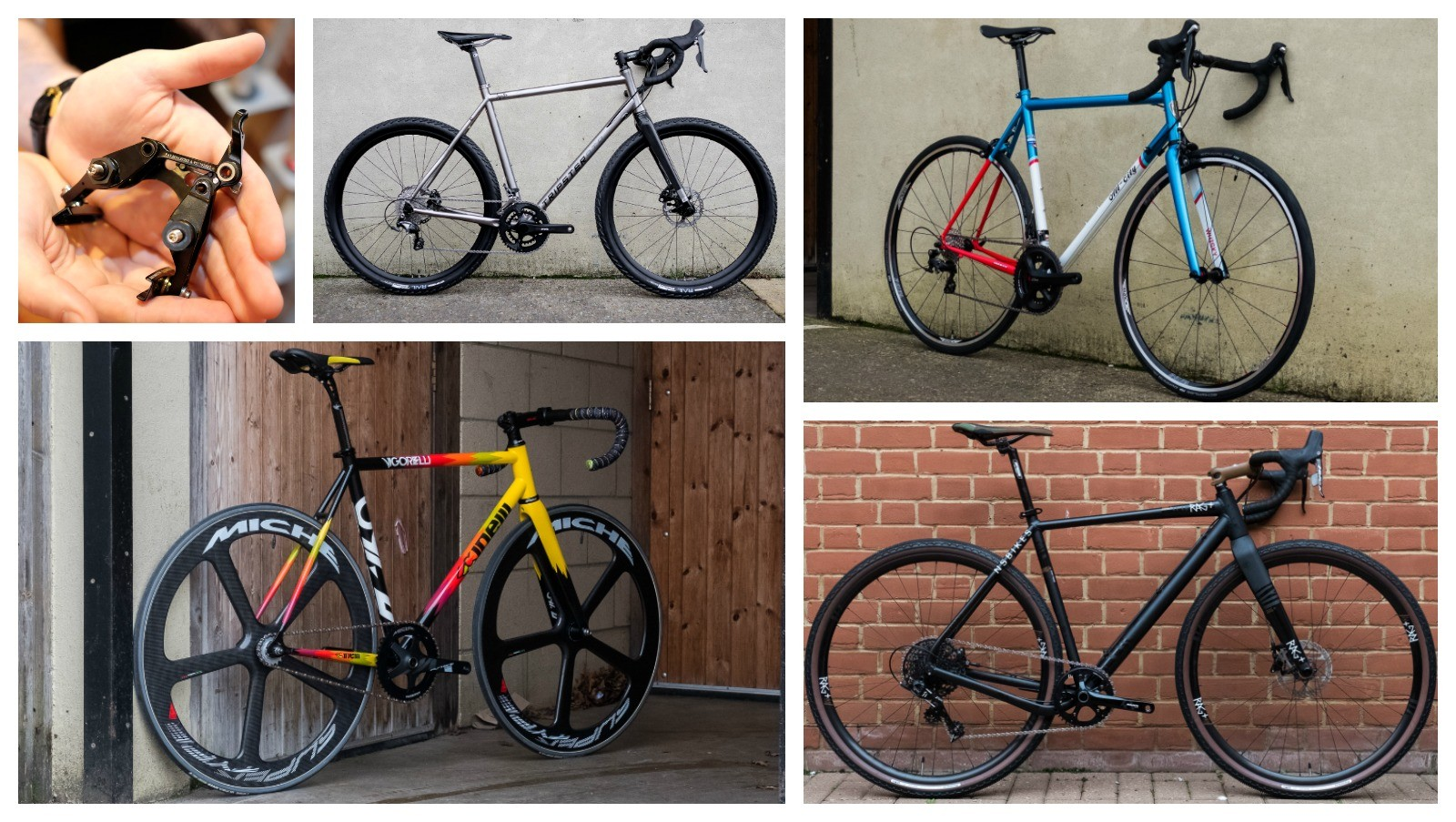 We've narrowed down the highlights from this year's Core Bike Show to just five of the finest road cycling products