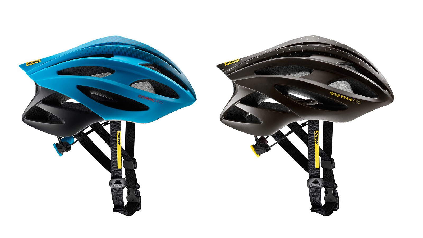 Mavic's new entry-level lids the Ksyrium Pro and women's Echappée Pro