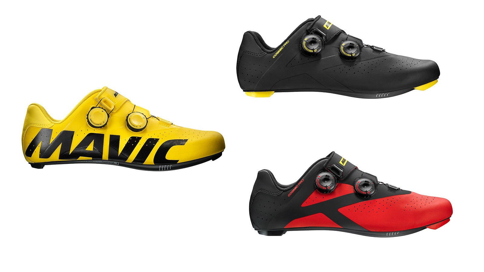 The Cosmic Pro limited-editions are the only yellow kicks