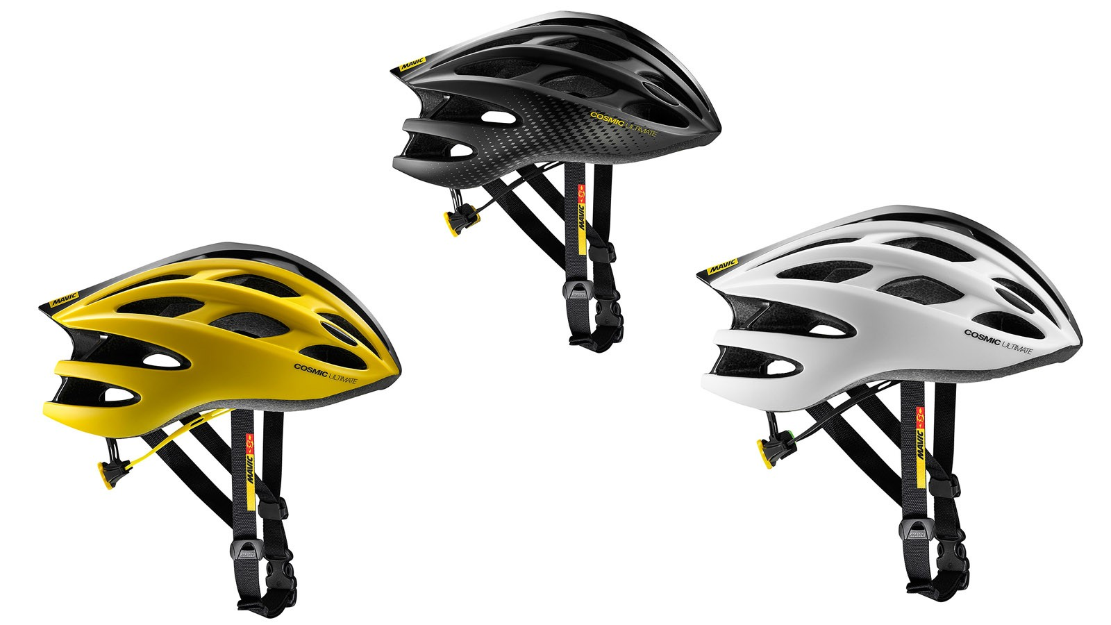 The Cosmic Ultimate II is Mavic's new flagship road helmet
