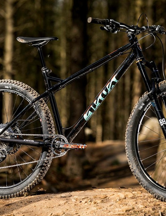 The 'regular' Cotic BFe is longer and slacker than ever… and has 27.5in wheels. Just like everything else