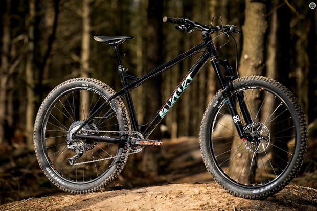 The steel-framed BFe is an all-round trail tamer, delivering a sweet ride whether you're going up, down or along the hill