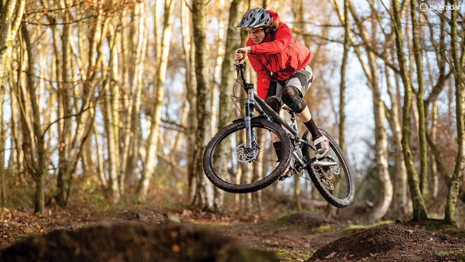 It'll shrink the thrill you get from previously scary situations, but that's hardly a criticism of a flat-out enduro bike