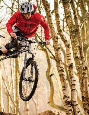While not the lightest, it's one of the most swaggeringly confident, dynamically drama-shrugging and gobsmackingly flat-out fast bikes I've ever had the pleasure of dominating the trails on