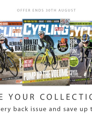 Cycling Plus is the no.1 magazine for the modern road cyclist