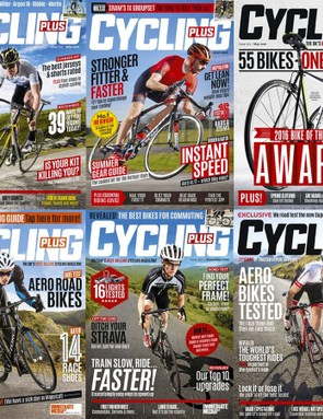 Get 87 issues of Cycling Plus for just £39.99
