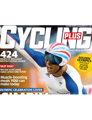 Cycling Plus magazine celebrates the success of Team GB