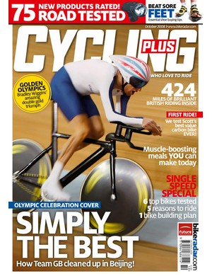 Bradley Wiggins special edition cover