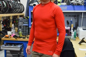 Craft does a cracking line in base layers and the Active Extreme 2.0 is its latest, techiest offering