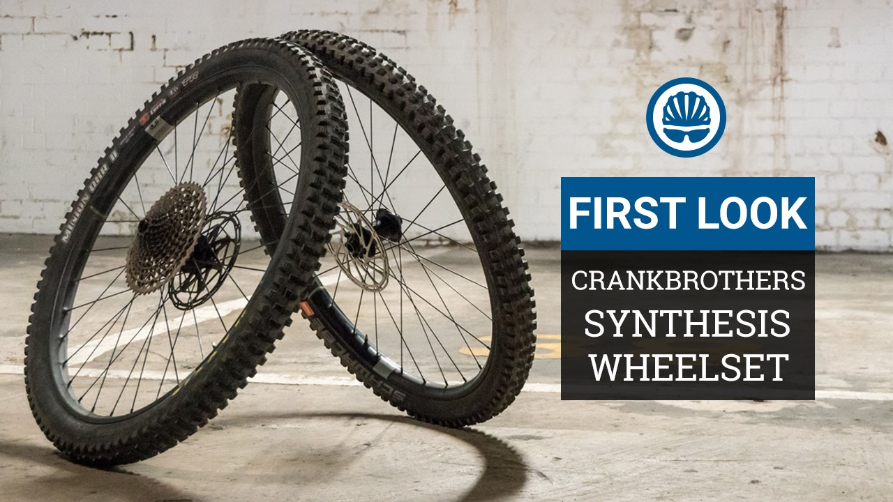 Crankbrothers Synthesis wheels