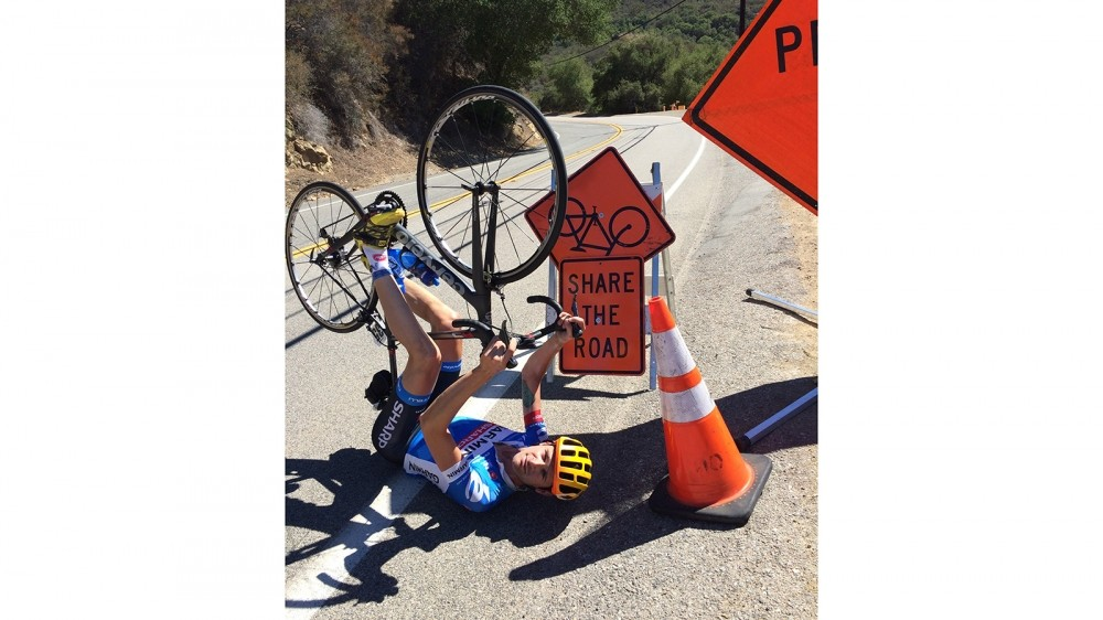 Phil Gaimon spent eight years as a professional cyclist