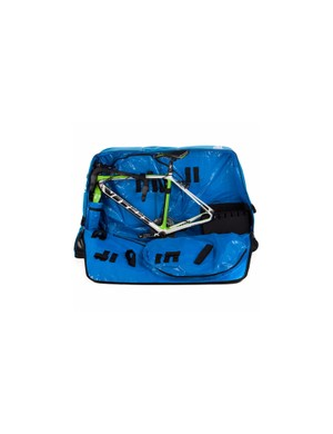 A bike bag is essential if you plan to travel with your trusty steed