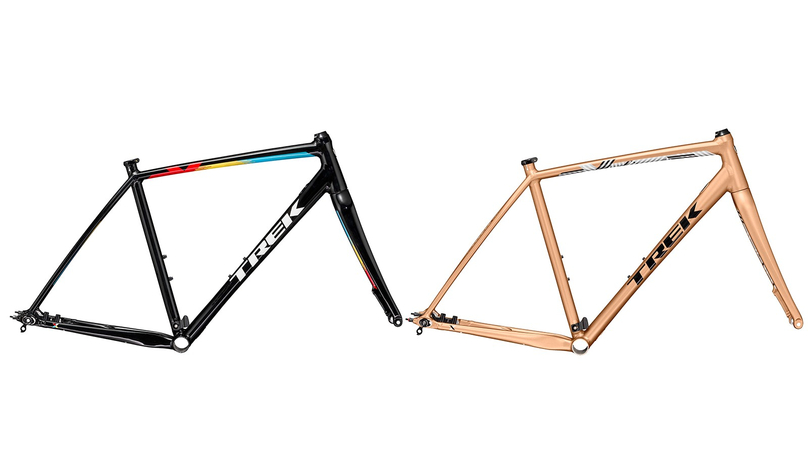 The Crockett Disc frame is offered in two paint schemes