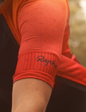 The lightweight Souplesse jersey is designed for hot conditions