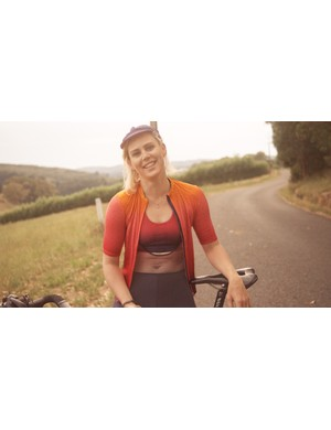 Cromwell hails from Adelaide, Australia, where the early morning rides to beat the sun are part of the cycling culture