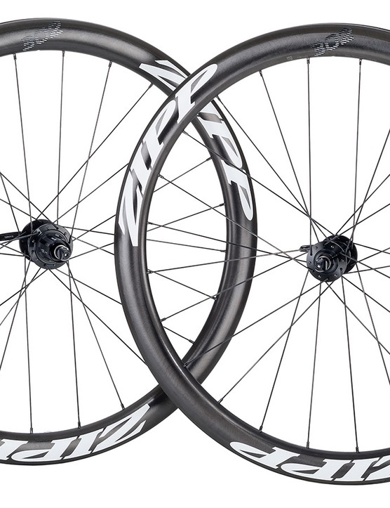 The Zipp 302 is a more affordable full carbon clincher wheelset