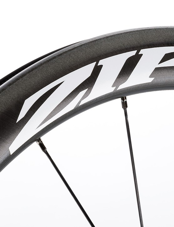 Zipp's 302 doesn't have dimples