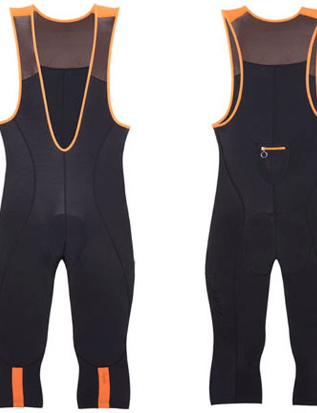 Rapha's cross bib shorts offer improved protection against the elements.