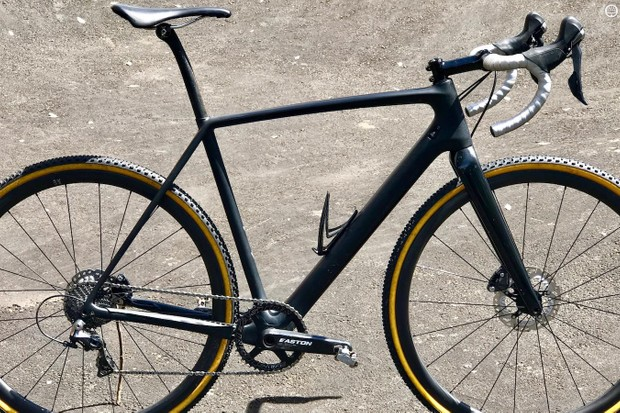 The redesigned Specialized CruX is a very sleek machine