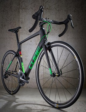 The Agree is a slightly quirky-looking bike