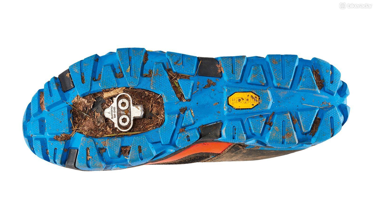 f057c628 Cube All Mountain Pro shoe review - BikeRadar