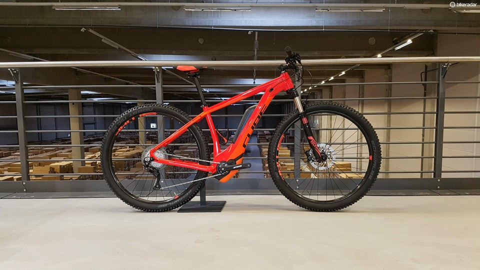 6 bikes to look out for from Cube's 2017 range - BikeRadar