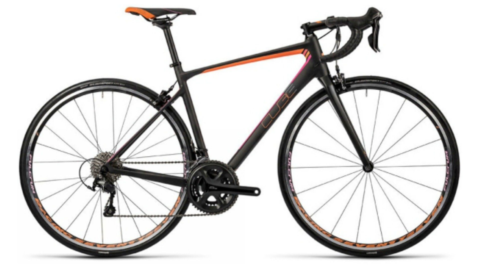 The Cube Axial represents excellent value for money for a women's specific bike