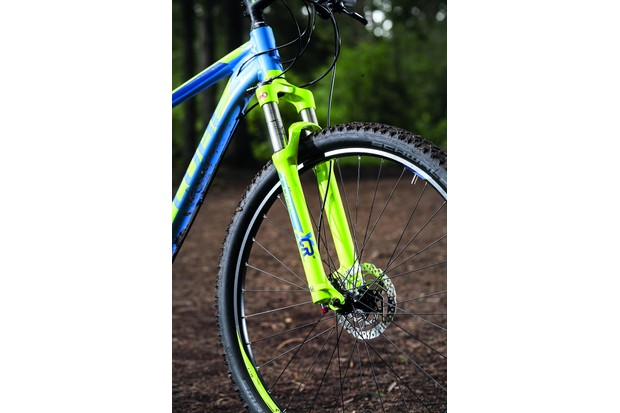 Avoid full suspension bikes at this price bracket