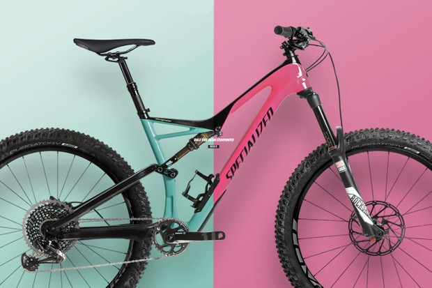You can now build your own custom Stumpjumper FSR