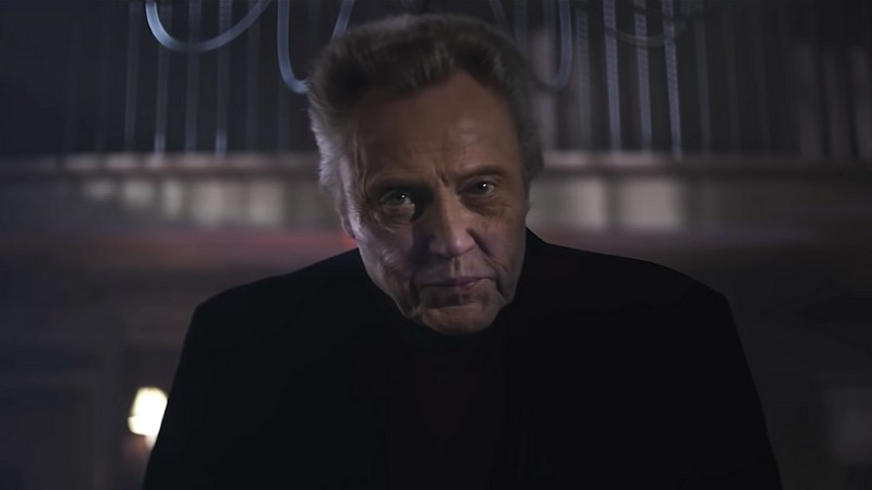 Christopher Walken was an unexpected addition to the new Jeffsy teaser