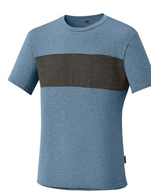 We like the look of these technical T-shirts