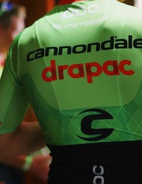 Cannondale-Drapac also plans to ride the new bikes at Tuscany's Strade Bianche in March