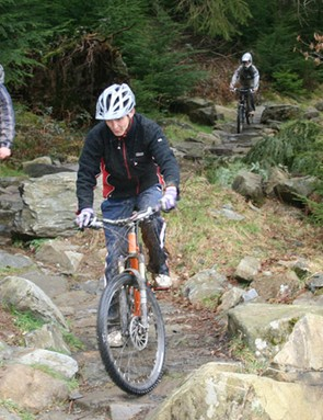 Demo Day at Coed-y-Brenin