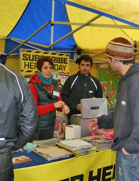 Demo Day at Coed-y-Brenin